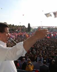 Ak Parti Konya Mitinginden Kareler