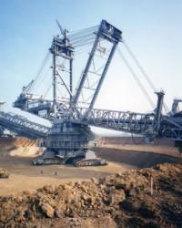 İşte Dünyanın En Büyük İş Makinesi