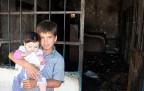 Konya'da Bir Anne 9 Çocuğunu Yanmaktan Zor Kurtuld