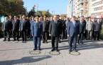 Konya'da 10 Kasım Törenleri