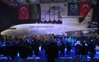 Konya'daki Barış Kartalı Teslim Töreni