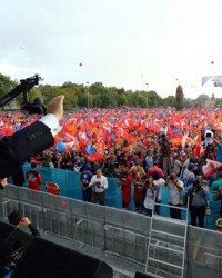 Başbakan Davutoğlu'nun Konya Mitingi