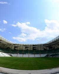 Konya'nın Yeni Stadı İlk Maçta Göz Doldurdu