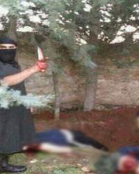 IŞİD'in İnsanlık Dışı Katliamları+18