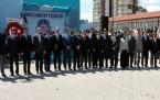 Konya'da Türk Polis Teşkilatının Kuruluş Yıldönümü Kutlamaları