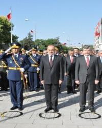 Konya'da 30 Ağustos Zafer Bayramı