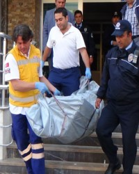 Konya'da Vahşi Cinayet