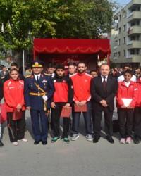 Konya'da Cumhuriyet Bayramı Coşkusu