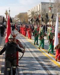 Konya'da Sevgi ve Hoşgörü Yürüyüşü