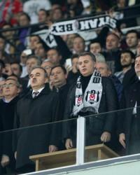 Konya'daki Beşiktaş-Trabzon Maçı