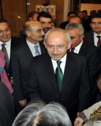 Kılıçdaroğlu Konya'ya Geldi