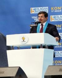AKP Konya 5.Olağan Kongresi
