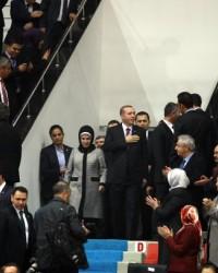 Konya'da Bir Şeb-i Arus Böyle Geçti