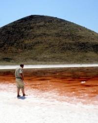Konya'nın Göz Bebeği Meke Gölü Kan Ağlıyor
