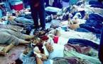 Mısır'daki Katliamın Fotoğrafları