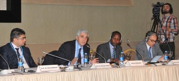 2. Uluslararası Din Ve İnsan Hakları Çalıştayı Başladı