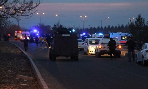 4 polis şehit 2 polis yaralı