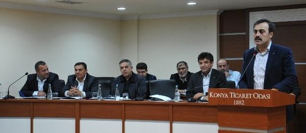 52. Meslek Komiteleri İstişare Toplantısı Yapıldı