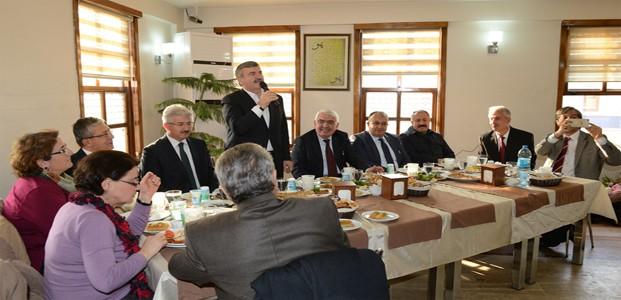 81 İlden Öğretmenler Konya'da Buluştu