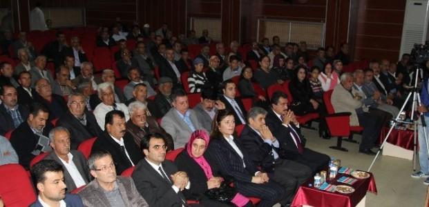 Ak Parti Cihanbeyli İlçe Teşkilatı 40. Danışma Meclis Toplantısı