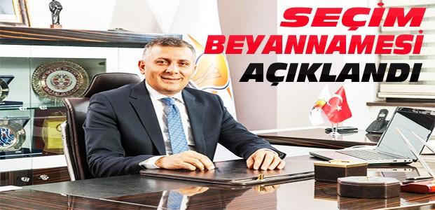Ak Parti Konya Seçim Beyannamesini Açıkladı