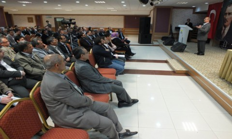 AKP Konya'da seçim toplantısı