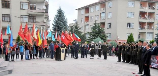 Akşehir'de Gaziler Günü Etkinlikleri
