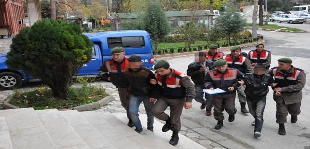 Akşehir'de Hayvan Hırsızları Yakalandı