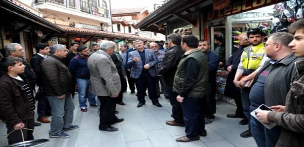 Akyürek:Bedesten Türkiye'yi Temsil Edecek