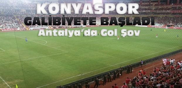 Antalyaspor-Atiker Konyaspor Maç Sonucu