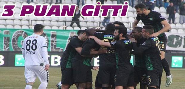 Akhisar Belediyespor Atiker Konyaspor Maç Sonucu