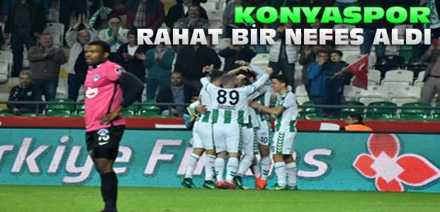 Atiker Konyaspor Kasımpaşa-Maç Sonucu