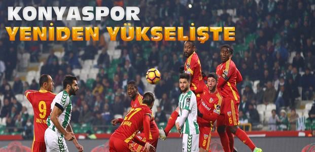 Atiker Konyaspor-Kayserispor Maç Sonucu