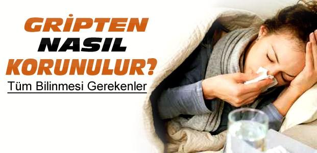 Avrupa ve Türkiye'deki Grip Salgınına Dikkat