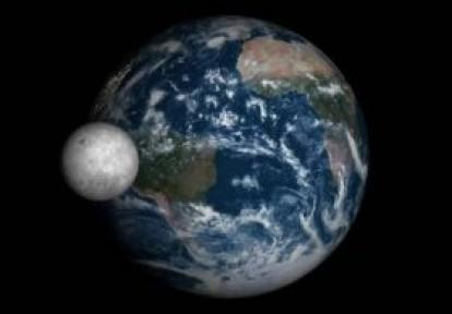 Ay Önceden Nerenin Uydusuydu?