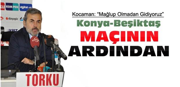 Aykut Kocaman'dan Beşiktaş Maçı Açıklaması