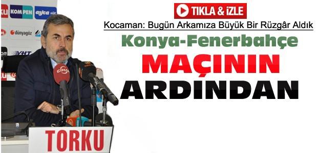 Aykut Kocaman'dan Fenerbahçe maçı yorumu-VİDEO