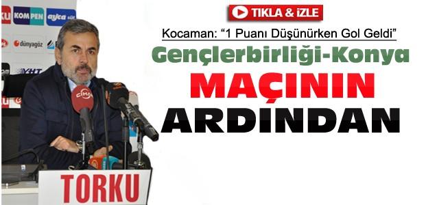 Aykut Kocaman'dan Gençlerbirliği maçı yorumu-VİDEO