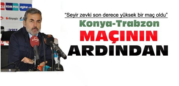 Aykut Kocaman'dan Trabzonspor Maçı Açıklamaları