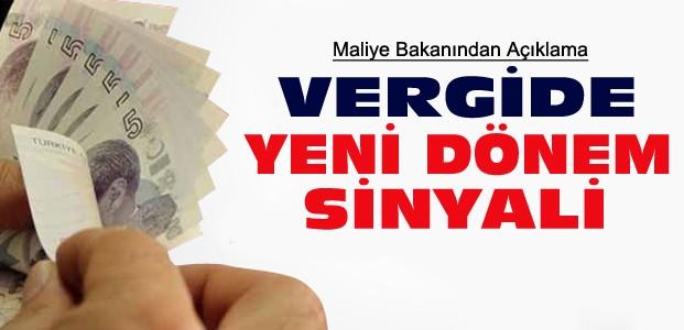 Bakan Naci Ağbal'dan vergi açıklaması