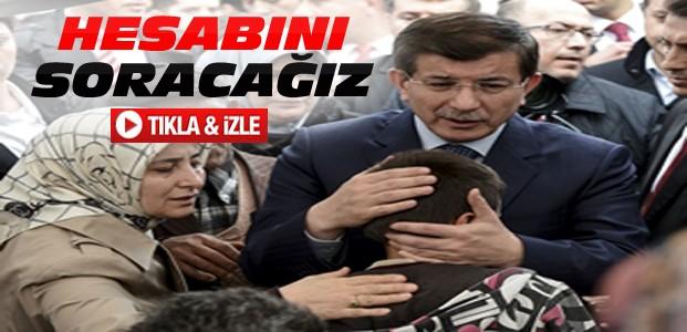 Başbakan Davutoğlu, Ermenek'te-VİDEO