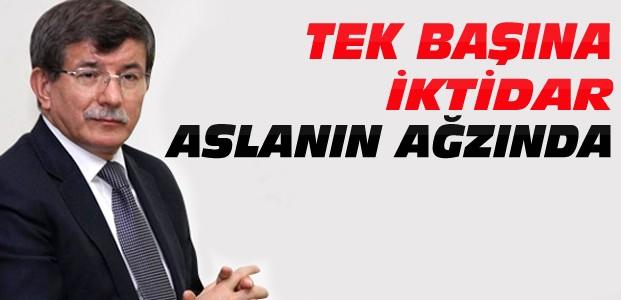 Başbakan Davutoğlu:DEAŞ Diye Bir Piyon