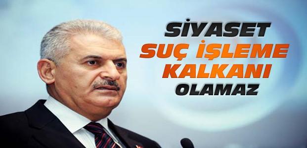 Başbakan Yıldırım'dan HDP Açıklamaları