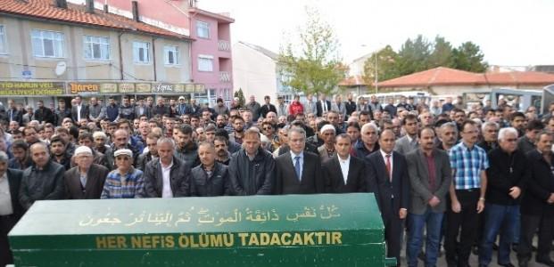 Başbakanlık Müsteşarı Madenoğlu'nun Acı Günü
