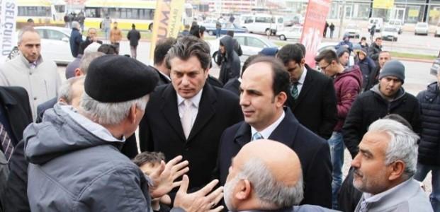 """Başkan Altay: """"Buluşmalar Hizmet Gücümüzü Arttırıyor"""""""