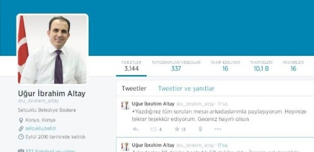 Altay Sosyal Medya Kullanıcıları İle Buluştu
