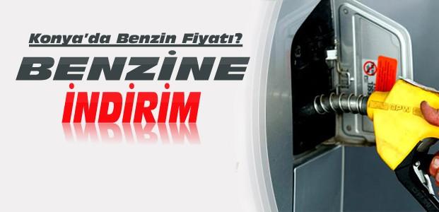 Benzinde İndirim-Konya'da Benzin Fiyatları