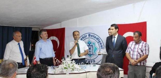 Beyşehir Belediyesi'nde Başarılı Personele Ödül