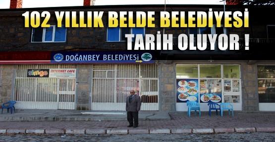 Beyşehir'de 102 yıllık belde belediyesi tarih oluyor