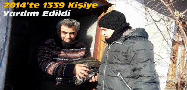 Beyşehir'de İhtiyaç Sahiplerine Yardım